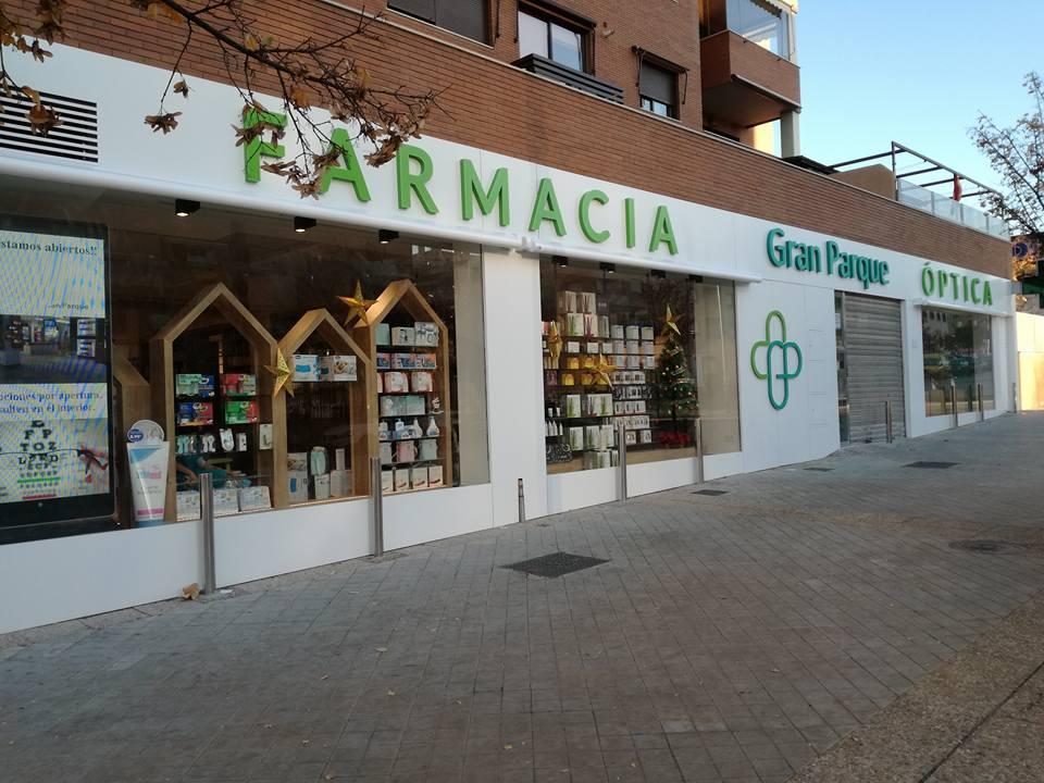 Montar Farmacia granada