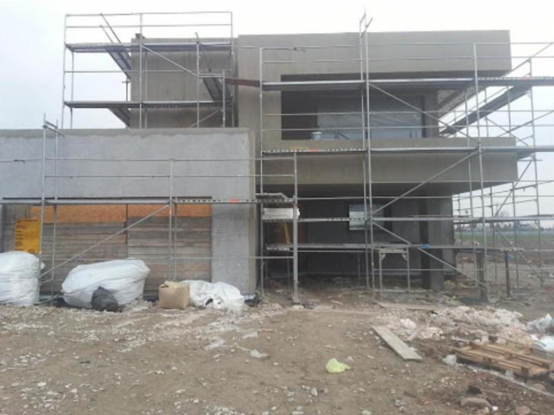 construcción vivienda obra nueva Granada
